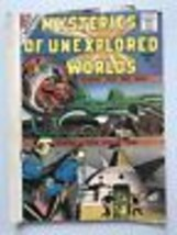 Mysteries of Unexplored Worlds (1956) #20 Low Grade - $19.80