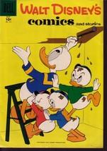 WALT DISNEY'S COMICS & STORIES #212 DONALD DUCK  BARKS VG/FN - $14.55