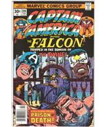 Captain America Comic Book #206 Marvel Comics 1977 VERY FINE+ - $9.28