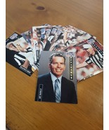 NFL Officials Pro Set Trading Cards (Lot of 18) 1991 - $2.96