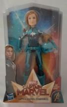 "Marvel Captain Starforce Super Hero Doll Helmet 11.5 "" Action Figure Hasbro - $17.77"