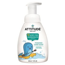 Foaming Hand Soap, Pear Nectar 10 fl oz by Attitude Pack of 2 - $23.12