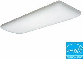 Lithonia Lighting 4-Light White Fluorescent Ceiling Light - $171.25