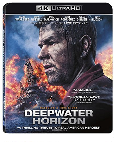 Deepwater Horizon [4K Ultra HD/Blu-ray, 2016]