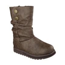 skechers keepsakes leatherette boots size 8 nwob - £36.00 GBP