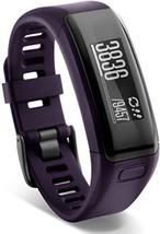 Garmin vivosmart HR Activity Tracker Regular Fit - Imperial Purple (Deep... - $164.84
