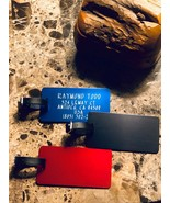 Personalized Luggage Tags with Leather Strap | Custom Engraved Bag Tags - $9.50