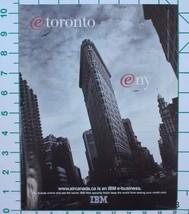 IBM - Barnes and Noble 1998 Print Ad - $9.50