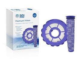 Fette Filter - HEPA Post-Motor Filter & Pre-Motor Filter Compatible with... - $13.85