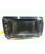 07 08 Toyota Tundra GPS navigation display screen OEM 86120-0C220 - $504.89