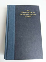 The Oxford Book of English Detective Stories (1990, Hardcover) - $6.88