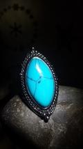 Djinn Voodoo ring, haunted ring, powerful ring of paranormal fast working spells - $147.00