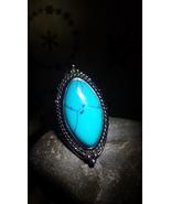Djinn Voodoo ring, haunted ring, powerful ring of paranormal fast workin... - $147.00