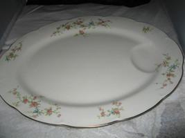 """Theodore Haviland-New York """"Rosanne"""" Platter 16 1/4"""" - $19.99"""