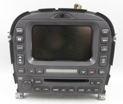 03 04 05 06 07 08 JAGUAR S-TYPE  INFORMATION DISPLAY CLIMATE CONTROL SCR... - $296.99
