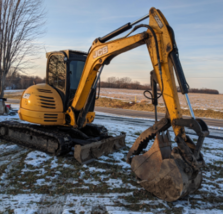2014 JCB 8065 RTS For Sale In Sciota, Illinois 61475 image 1