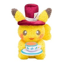 Pokemon Center Original Plush Doll Pikachu Silkhat - $37.23