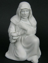 The Innkeeper Avon Nativity Collectibles Porcelain Figurine Excellent Condition - $24.95