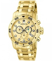 Invicta Watches Men's Watch Pro Diver Chronograph 0074 - $189.23
