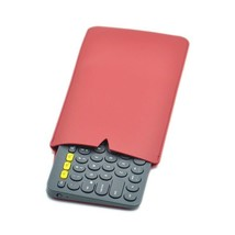 Quoko Handmade Leather Slim Sleeve LOGITECH K380 Keyboard Case Ultra-Thi... - $19.99