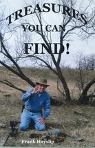 Treasure You Can Find! ~ Lost & Buried Treasure & Metal Detecting - $19.95