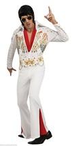 LICENSED DELUXE ADULT ELVIS PRESLEY HALLOWEEN COSTUME MENS SIZE SMALL 34-36 - $73.75