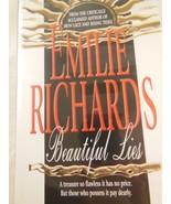 Beautiful Lies suspense novel by Emilie Richards 1999 Audio Book - $5.53