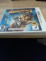 Nintendo 3DS Madagascar: The Video Game image 1