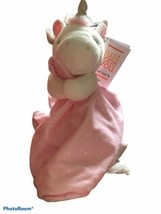 NWT Carters Just One You Unicorn Rainbows Pink Security Blanket Target L... - $49.49