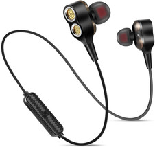 Wireless Earbuds, IPX5 Wireless Headphones Sweatproof Outdoor Sports - S... - $51.97