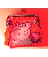 Adorable PEPPA PIG Character Children's Coin Purse— More Fun Character C... - $5.00