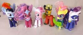 Power Pony My Little Pony Power Lot of 6 - $572,55 MXN