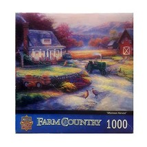 MasterPieces Puzzles Farm Country - Home For Dinner - $29.98