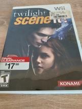 Nintendo Wii twilight Scene it? ~ COMPLETE image 1