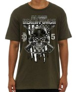 Five Finger Death Punch Infantry Special Forces Official Tee Adult XXL T... - $21.77