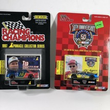 Lot of 2 NASCAR Ted Musgrave #16 Racing Champions 50th Anniversary Dieca... - $14.84