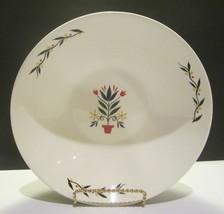 Vintage 1950's American Provincial Homer Laughlin Rhythm Serving Bowl 9 ... - $14.80