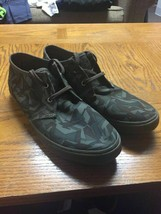 Timberland Camo 8.5 lace up green Mens Canvas NEW earthkeepers glastenbu... - $64.35
