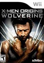 X-MEN ORIGINS:WOLVERINE  - Wii - (Brand New) - $34.80