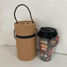 Starbucks Kyoto Japan Geography Series Tumbler 355ml 12oz Travel Mug Box... - $49.16