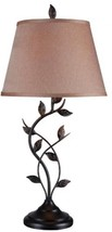 Kenroy Home 32239ORB Ashlen Table Lamp, Oil Rubbed Bronze Finish - $135.33