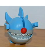 Transformers BOTBOTS PIXELFIN Mini Action Figure Hasbro Baseball Cap Shark  - $14.22