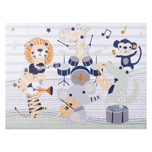 Trend Lab Safari Rock Band Canvas Wall Art - $32.68