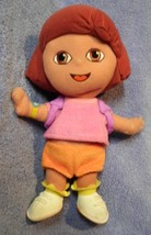 "Fisher Price 1854 Dora the Explorer Plush Doll 11"" Stuffed Toy - $5.76"