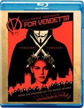 V For Vendetta (Blu-Ray/Ws-2.40/Eng-Sp-Fr Sub)