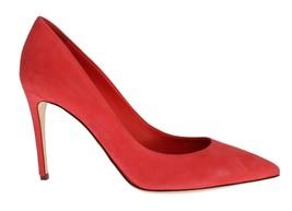 Dolce & Gabbana Women Pink Suede Classic Stilettos Pumps Shoes US10 - $216.79
