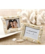 """POPIGIST® 10pcs/lot """"Seaside"""" Sand And Shell Place Card Holder Photo Frame - $49.47"""