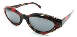 Alain Mikli Sunglasses A05038 004/6G 54-19-140 Desir Palmier Rouge / Gre... - $105.06