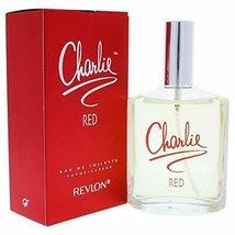 Revlon Charlie Eau De Toilette Spray for Women, Red, 3.4 Ounce - $10.69