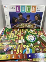 Vintage 1985 THE GAME OF LIFE Family Board Game By Milton Bradley - Comp... - $74.20